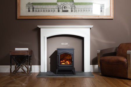 Log Burners & Wood Burning Stoves